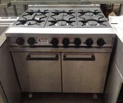 Falcon Dominator  Reconditioned 6 Burner gas cooker